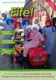 Eifel Aktuell Ausgabe 02.2015