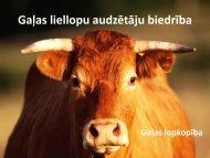 Gaļas liellopu audzētāju biedrība