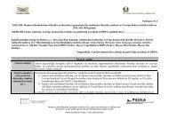 Latvijas Humusvielu ražotāju un patērētāju asociācijas izstrādātais ...