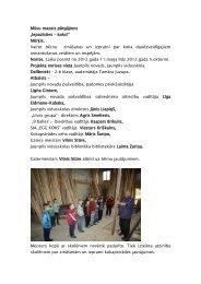 2.b klase - Jaunpils vidusskola