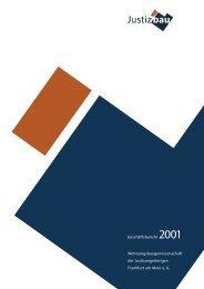 Geschäftsbericht 2001 - Wohnungsbaugenossenschaft der ...