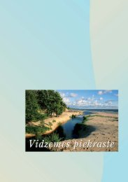 Vidzemes piekraste - Piekrastes biotopu aizsardzība un ...
