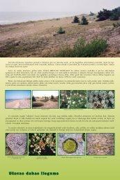 Užavas dabas liegums - Piekrastes biotopu aizsardzība un ...