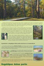 Ragakāpas dabas parks - Piekrastes biotopu aizsardzība un ...