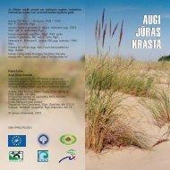 Augi jūras krastā - Piekrastes biotopu aizsardzība un ...