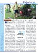 """""""Zivju Lapa"""" Nr.4(20) (13.08.2013.) - Latvijas Lauku konsultāciju un ... - Page 3"""