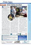 """""""Zivju Lapa"""" Nr.4(20) (13.08.2013.) - Latvijas Lauku konsultāciju un ... - Page 4"""