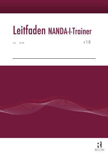 Leitfaden NANDA-I-Trainer - RECOM GmbH & Co. KG