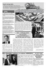 RA Dialogi - Rēzeknes Augstskola