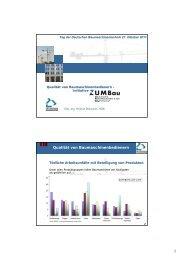 Qualität von Baumaschinenbedienern - Initiative ... - Bau-ABC Rostrup