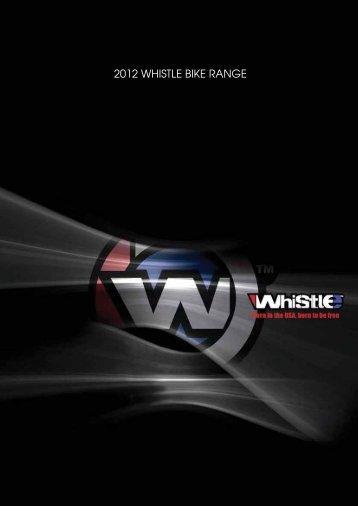 2012 WHISTLE BIKE RANGE - Newport Cycles