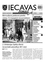 20.09.2013. (Nr. 38) - Iecavas novads