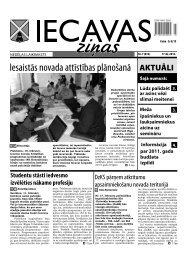 17.02.2012. (Nr.7) - Iecavas novads