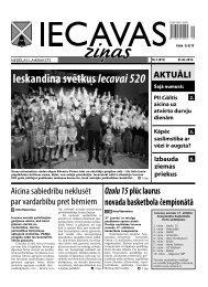 03.02.2012. (Nr.5) - Iecavas novads