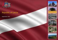 Republic of Latvia