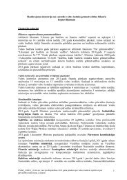 Skaidrojums ministriju un centrālo valsts iestāžu ... - Valsts kase