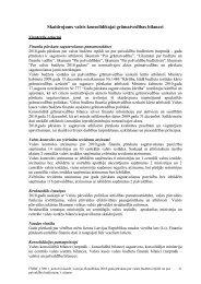 Skaidrojums valsts konsolidētajai grāmatvedības bilancei - Valsts kase