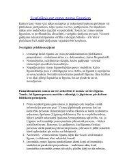 Svarīgākais par zemes nomas līgumiem - Aizputes Novads
