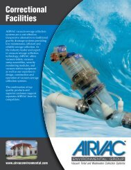 Download Correctional Brochure - Airvac