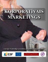 Korporatīvais mārketings - Latvijas Nedzirdīgo savienība