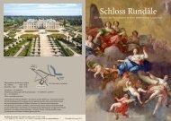 Schloss Rundāle - Rundāles pils