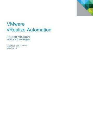 vrealize-automation-62-reference-architecture