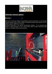 Dekoratīvo akmeņu apdares.pdf - Salons REvolU2ION