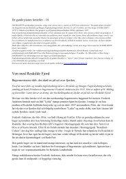 Ven med Roskilde Fjord - roskildefugleskydning.dk