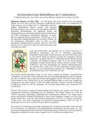 Reiss & Sohn - Pressebericht 135-136