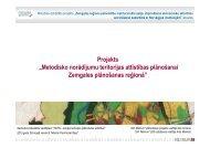 """Projekts """"Metodisko norādījumu teritorijas attīstības plānošanai ..."""