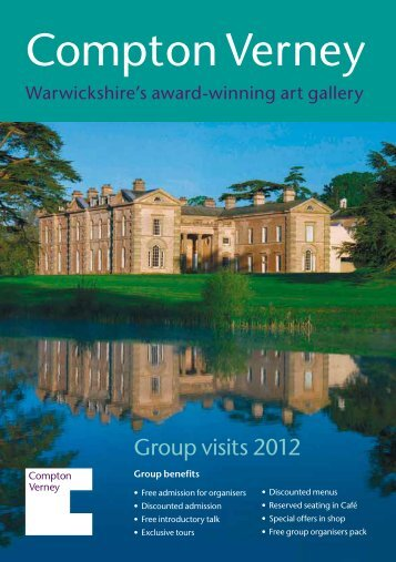 Shopping at - Compton Verney