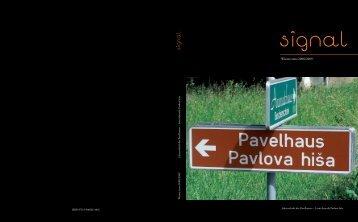 Winter/zima 2008/2009 - Pavelhaus