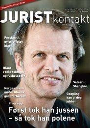 Juristkontakt 1 - 2009