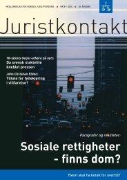 Juristkontakt 8 - 2004