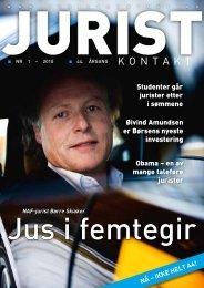Juristkontakt 1 - 2010
