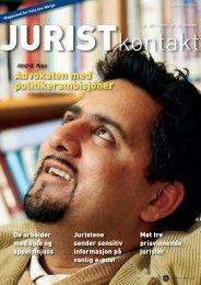 Juristkontakt 1 - 2008