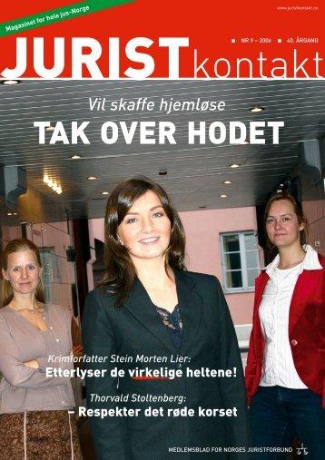 Juristkontakt 9 - 2006
