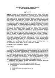 KALIMAT AKTIF DALAM BAHASA SUNDA (Kajian ... - Jurnal UPI