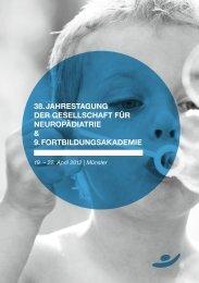 Programmübersicht - 33. Jahrestagung der Gesellschaft für ...