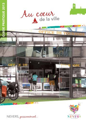 Guide Pratique - Office de tourisme de Nevers
