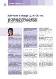 mit Elisabeth Stampfl, ZH 2003 - jak.ch