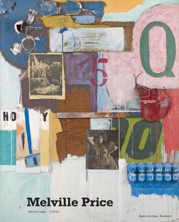 Melville Price: Paintings, 1960s - Spanierman Modern