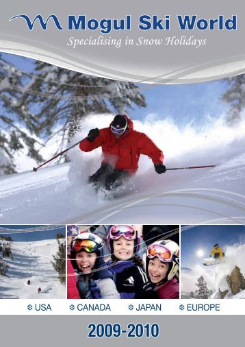 early bird special  - Mogul Ski World