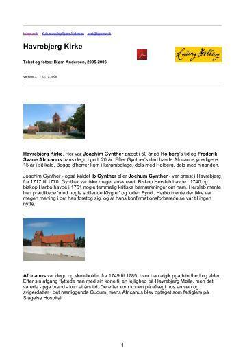 Havrebjerg Kirke - BA Forlag