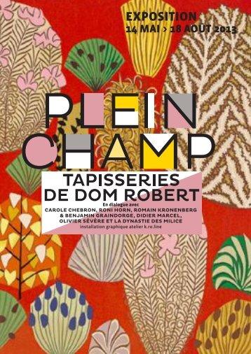 """expo. """"Plein champ"""" - Beauvais"""