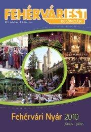 LiGETi DALLAMOK - Turizmus - Székesfehérvár