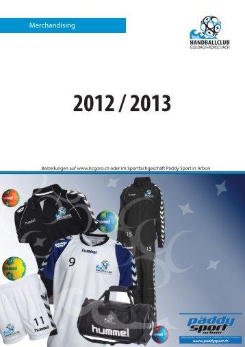 2012 / 2013 - HC Goldach-Rorschach
