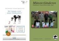 Munster nr 2 - Dansk Münsterländer Klub