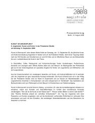 Pressemitteilung vom 14. August 2008 [PDF] - itXnetz-berlin