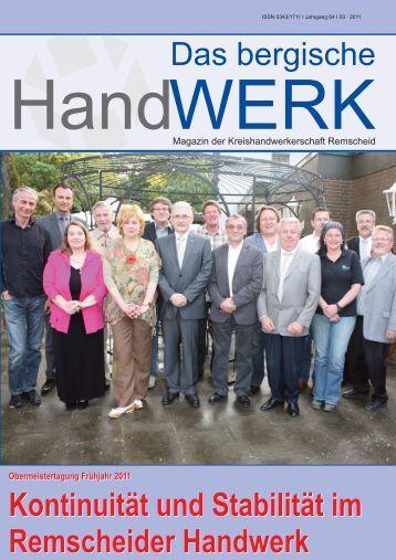 Ausgabe 03 I 2011 - und Heizungstechnik Remscheid